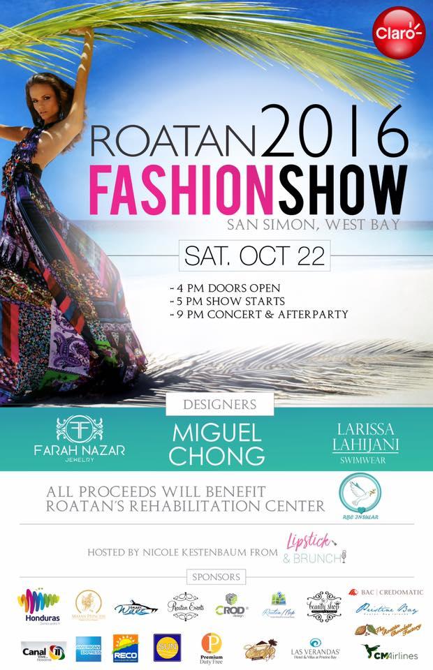 Roatan Fashion Show