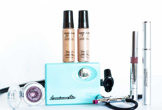 Luminess Air Airbrush System