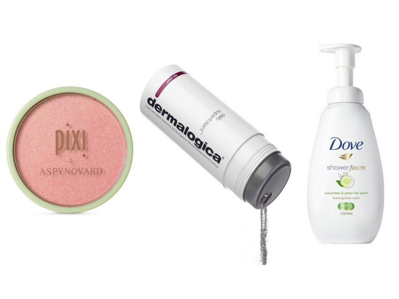 Try It Tuesday Beauty Dermalogica, Pixi and Dove