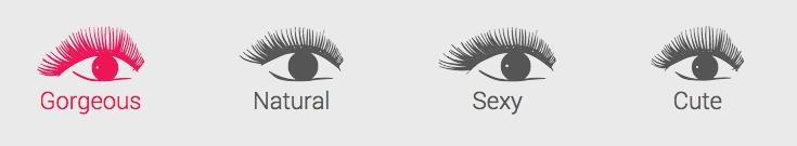 Amzing Lash Studio-Sienna- Lash Styles