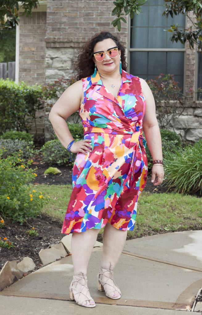 Ashley Stewart - Spring and Summer Lookbook - Lipstick and Brunch-01