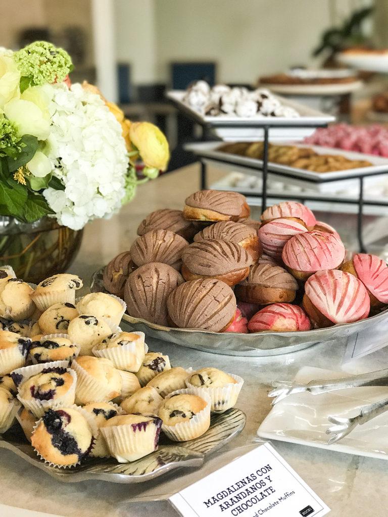 Sweets Table at Xochi Houston - Seekender Weekend-