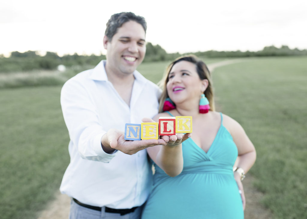 Maternity Session with Elizabeth Jones Photo