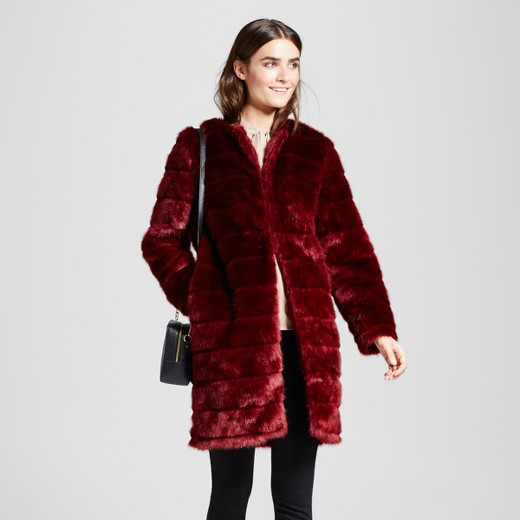 Target Faux Fur Jackets and Coats6