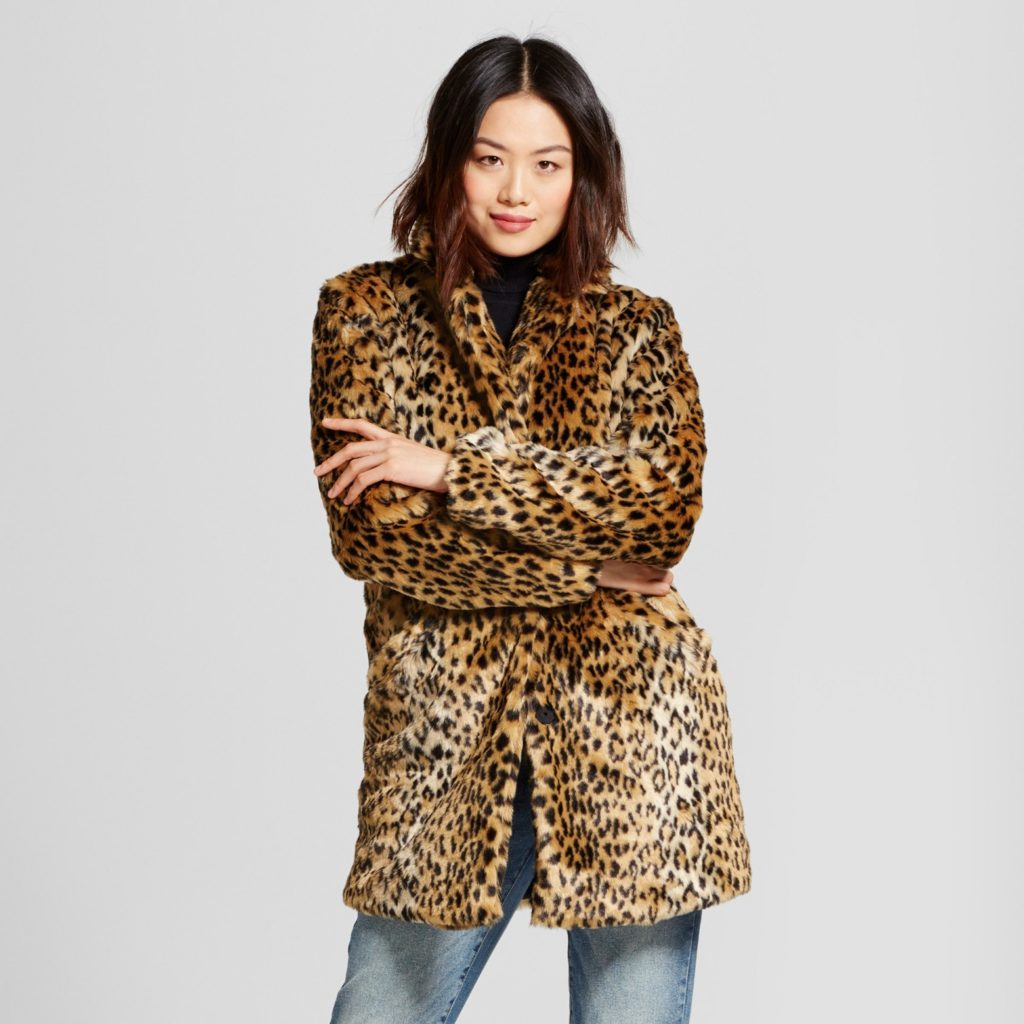 Target Faux Fur Jackets and Coats7